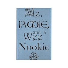 nook_jamie_nookie Rectangle Magnet