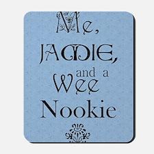 nook_jamie_nookie Mousepad