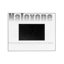 Hi-Res Naloxone (White) Picture Frame