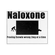 Hi-Res Naloxone (Black) Picture Frame