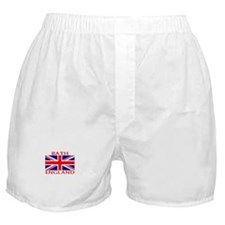 Cute Union jack flag Boxer Shorts