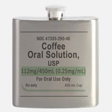 coffee-ceramic Flask