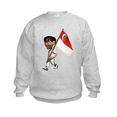 3D Singapore Sweatshirt