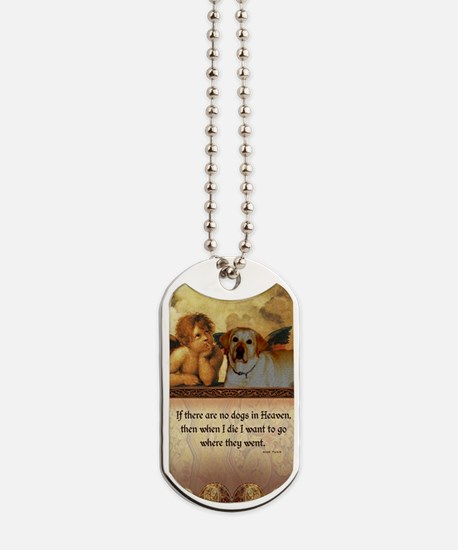 nook_dog_heaven2 Dog Tags