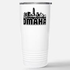 Omaha Skyline Travel Mug