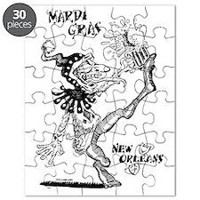 Mardis Gras by VinceBallard (1) Puzzle