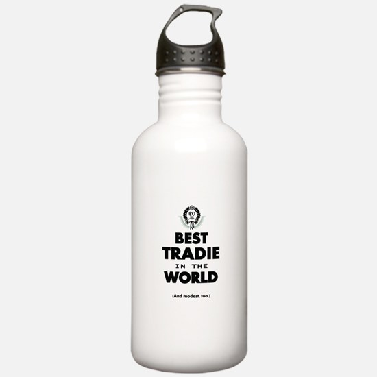 The Best in the World – Tradie Water Bottle