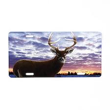 beech_bagFRNT Aluminum License Plate