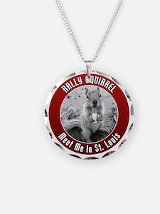 squirrel_st-louis_02 Necklace
