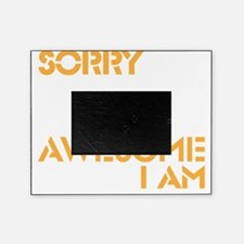 sorryawesomedrk copy Picture Frame