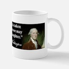 george-washington-freedom-of-speech-quo Mug