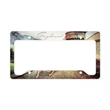 castle4 License Plate Holder