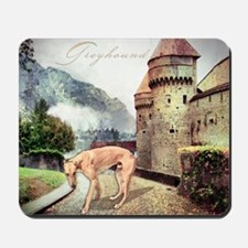 castle(button) Mousepad