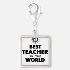 The Best in the World – Teacher Charms