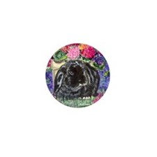 magic3x5ornbut Mini Button
