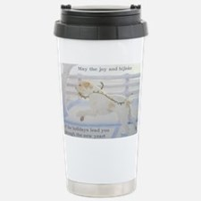 SpinoneHolidayCard Travel Mug
