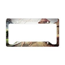 castle(tote) License Plate Holder