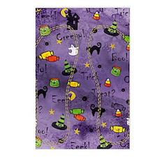 PurpleBG Postcards (Package of 8)