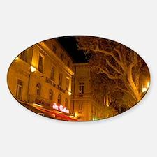 Place de l'Horlogerovence, Lou Mist Decal