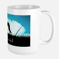 nightsky(licenseplate) Mug