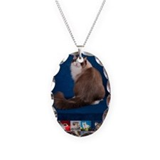 Vertical 2012 Cover Necklace