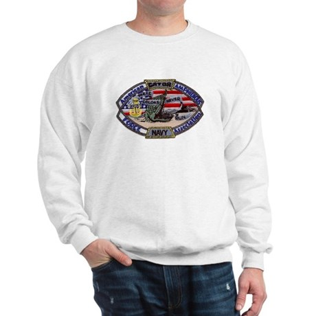 AAFA Scrapbook Sweat Shirt (F-Logo, B-Fleet)