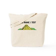 Custom Mayan Ruins Tote Bag
