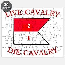 2nd Squadron 1st Cavalry Cap3 Puzzle