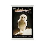 Book Title WesleyTheOwl Rectangle Magnet (10 pack)