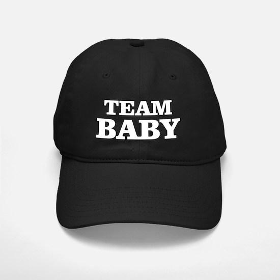 Team Baby Baseball Hat