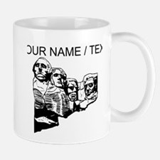 Custom Mount Rushmore Mugs