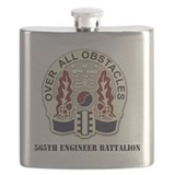 Army engineer Flasks