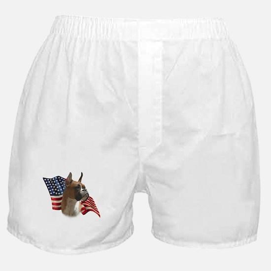 Boxer Flag Boxer Shorts
