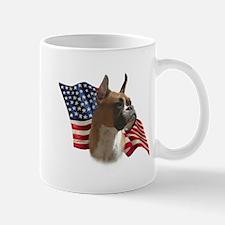 Boxer Flag Mug