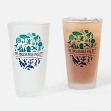 logo-text-center-01 Drinking Glass