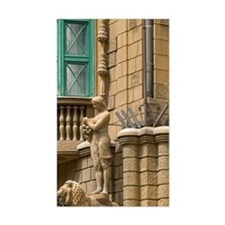 Architectural detail, Czech Re Decal