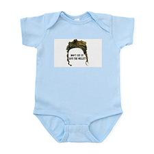 Cute Mullet Infant Bodysuit