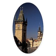 Bohemia, Prague (Praha), Old Town;  Decal
