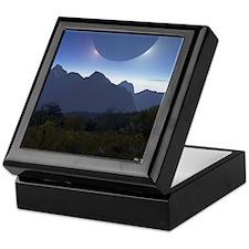 EclipseMousepad Keepsake Box