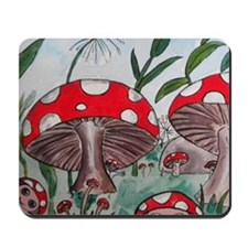 toadstool10by10 Mousepad