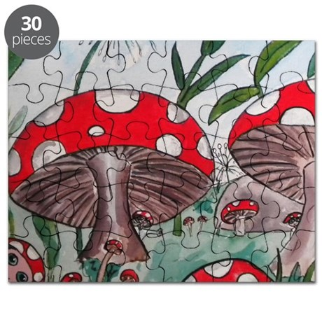 toadstool10by10 Puzzle