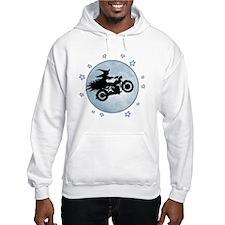 witch-biker-moon-T Jumper Hoody
