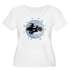 witch-biker-m T-Shirt