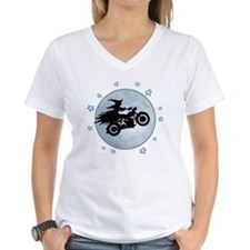 witch-biker-moon-T Shirt