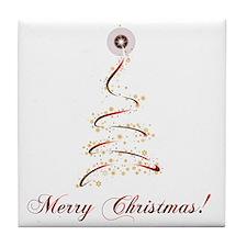 christmas26 Tile Coaster
