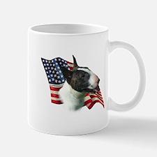 Bull Terrier Flag Mug