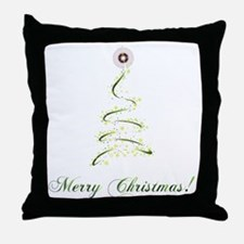 christmas25 Throw Pillow