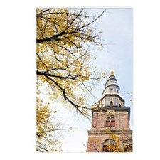 Denmark - Low angle view  Postcards (Package of 8)