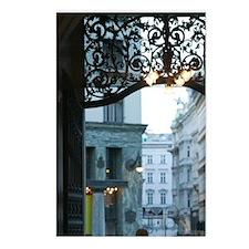 AUSTRIA, Vienna: Michaele Postcards (Package of 8)