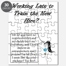 New hire Puzzle